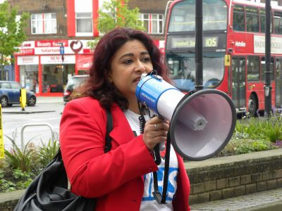 Aysha Raza - Greenford Councillor