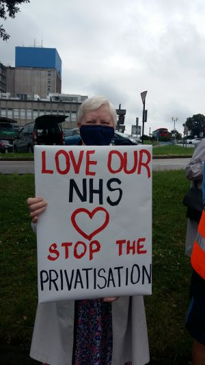 Stop the privatisation