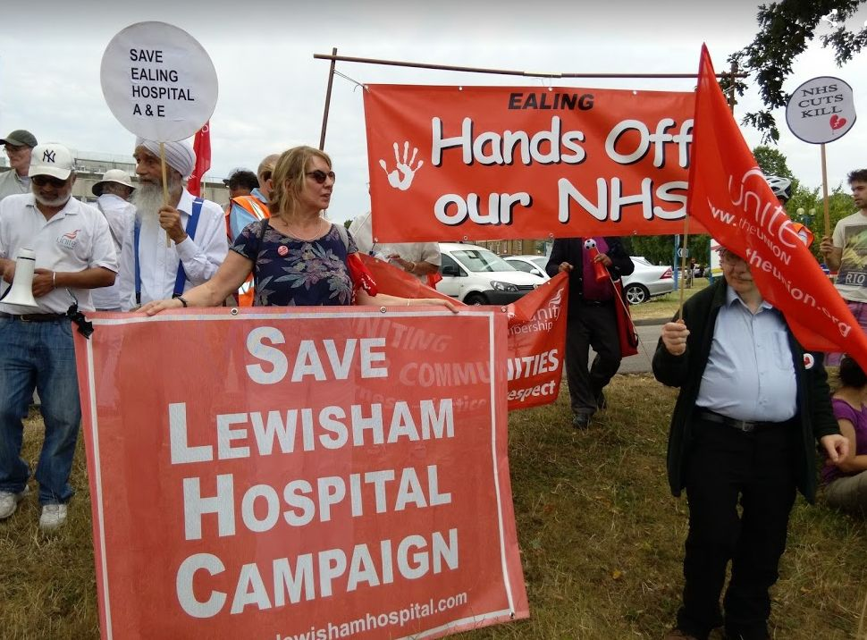 London Healthcare and Social Care Devolution Could Lead to the Destruction of Our NHS