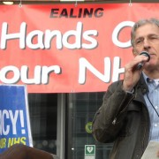Some of the speeches from our rally against the closure of our Children's Ward (VIDEO)