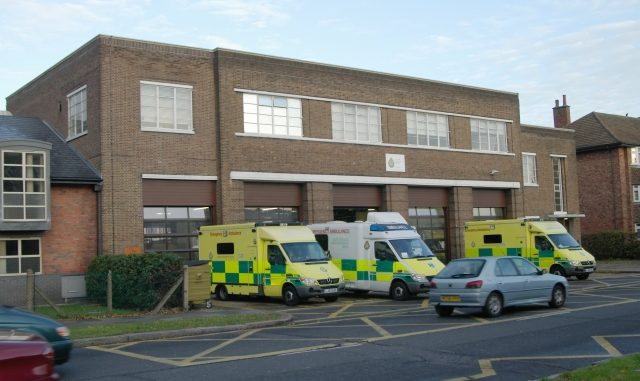 Problems in the Ambulance Service
