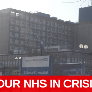 Chance to Publicly Scrutinise NHS North West London Healthcare Purchasers is Wasted -Jan 2018